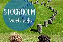 Stockholm with kids / Summertime in Stockholm Archipelago with kids: where to go, what to do, what to try and not to miss!