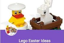 DIY ~ Lego Easter Ideas