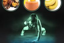 Nutrition for Ultimate Performance / dietry and nutrition information, recipes and tips
