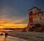 Sunsets in Halkidiki