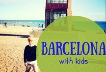Barcelona with kids / Kids and family friendly visits, activities, restaurants and accommodations in Barcelona (Spain)