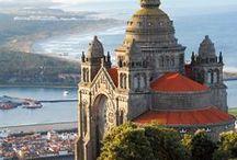 Monumentos de Portugal / Mosteiros, Conventos, Igrejas, Pontes, Palácios e Castelos de Portugal. Conheça os monumentos deste país com um património tão rico e variado em: www.asenhoradomonte.com