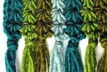 Crochet & Tricot & Bordados