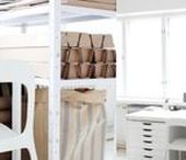Studio Spaces / Beautiful studios and artists' workspaces.
