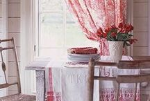 Cozy Home Inspirations / Things I'd love to do around our house.   / by Raising Little Rhodies