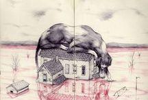 Art Journals / by Rachel O'Brien