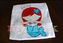 Ainsley's 4th Birthday / Little Mermaid theme / by Sara Himm