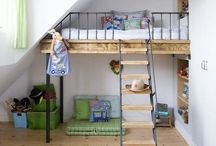 Kids Rooms, Nurseries, Etc.