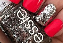 glitter, glam, & gloss