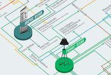 Infografias / by Pablo Grillo