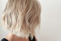 hair. / ideas for styling the hurr