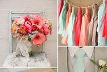 wedding soiree decor ideas / by Kari Hawker Diaz