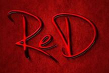 Red Alert / simply my favourite colour... / by Linzi .