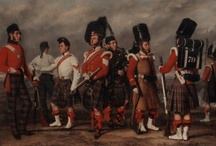 Cameron Highlanders / by Scottish Military Research Group