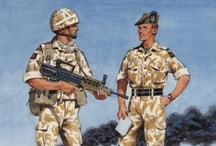 Queens Own Highlanders / by Scottish Military Research Group