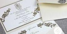 Bespoke Wedding Invitations | Leonie Gordon London / Leonie Gordon London Bespoke Wedding Invitations