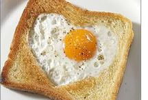 Incredible edible egg / Breakfast recipes with eggs as the main ingredient