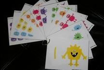 Preschool Mosters Theme / by Anne Bethel