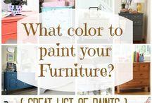 DIY Furniture / by Emily Brawn