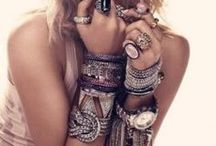BLING Things: Jewelry Inspiration / Admire = Inspire / by Kristen Pock