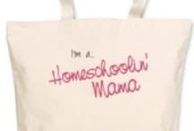 I'm a... Homeschoolin' Mama!
