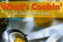 Homeschoolin' Mama {Recipes}