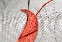 Sewing - Embroidery Stitches