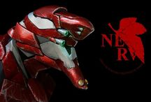 NERV / Neon Genesis Evangelion / by YC Ling