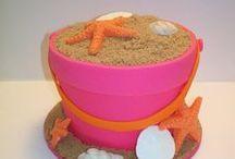 Libby birthday party / Beach themed 30th birthday