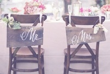 Take a seat / by Miss Mary (Un mariage dans la grange)