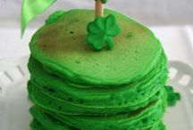 St patrick's day / All green all the time