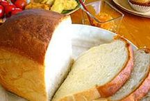 Breads / Breads and bready things--recipes / by Sara Himm