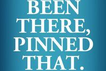Pinterest Addiction / You pin I pin right?!