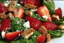 Salads / Fruit and veggie salad recipes