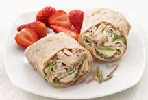 Sandwiches / Sandwich recipes