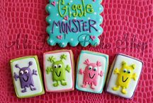 Girlie monster Birthday / by Natalie Yale