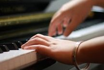 Piano lessons / Teaching piano to the kids?