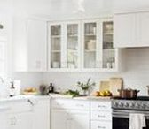 Kitchen / Beautiful kitchens to cook nourishing meals with the family.