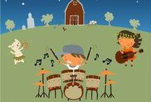 Music for kids / Music I like for kids
