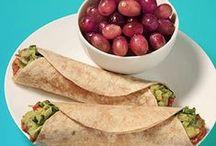 Healthy food ideas / Eating well