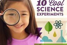 Science time / Fun science experiments for kids to do