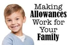 Kids and money / Chores and allowance tips