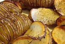 Potato potahto / Recipes for potatoes