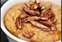 Oatmeal / Breakfast recipes for oatmeal
