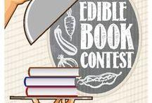 Edible Books - PSM 2014 / Our edible book entries!