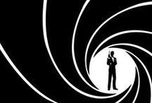 James Bond / 007 / by Linzi .