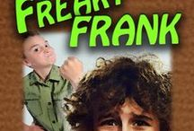 "Freaky Frank / ""Freaky Frank"" is a humorous middle grade book about a telepathic sixth-grader. Buy: http://www.amazon.com/Freaky-Frank-Buffy-Andrews-ebook/dp/B00LBGF0MK  / by Buffy Andrews"