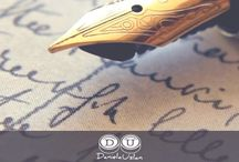 On Writing / Writing Tips