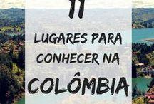 Colômbia / Dicas de viagem, turismo e mochilão pela Colômbia.