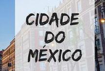 México / Dicas de viagem, turismo e mochilão no México.